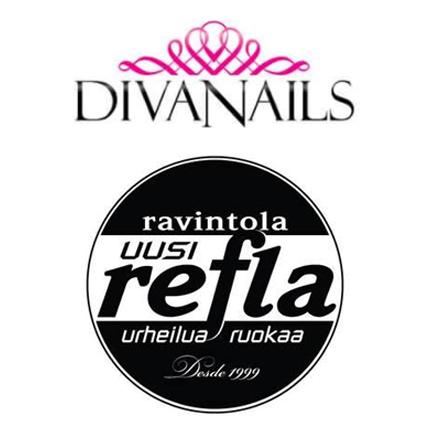 Uusia yhteistyökumppaneita: Ravintola uusi Refla ja Diva Nails Kauneushoitola