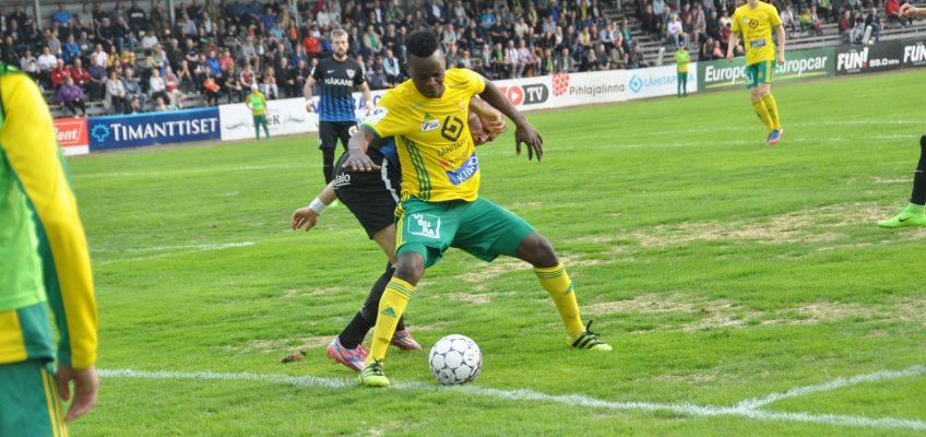 Kuvaraportti Ilves-FC Inter -ottelusta