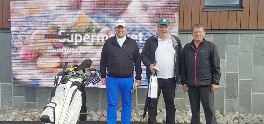 Ilves Ikuisesti ry:n neljännet golfkisat pelattiin sunnuntaina