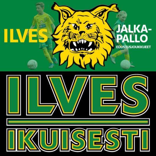 Yhteistyösopimus Ilves ry:n jalkapallon kanssa vuodelle 2018 - ILVES IKUISESTI RY