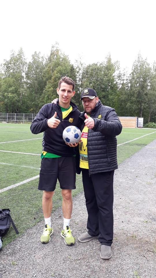 Ilves Ikuisesti ry mukana Reino-kävelyfutiksen ensimmäisessä EM-turnauksessa 25.8.2018