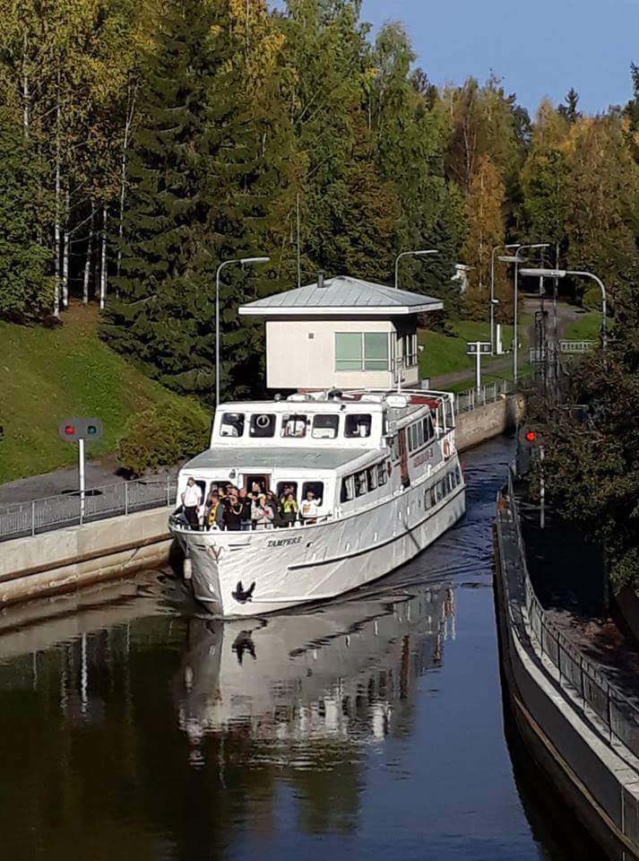 Ilves Ikuisesti ry risteili Hämeenlinnaan vieraspeliin - ILVES IKUISESTI RY