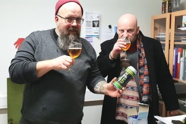 Ilves Ikuisesti ry:n oluen virallinen tasting 17.12.2018