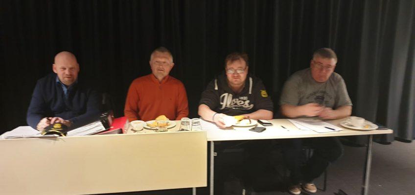 Ilves Ikuisesti ry yhdistyksen vuosikokous pidettiin Hotelli Tornissa 16.4.2019