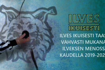 Ilves Ikuisesti ry ja Ilves Hockey Oy on allekirjoittanut tulevaa Liiga-kautta koskevan yhteistyösopimuksen