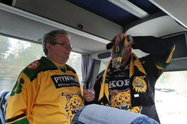Ilves Ikuisesti ry vieraspelimatka suuntautui Jyväskylään 05.10.2019 lauantaina